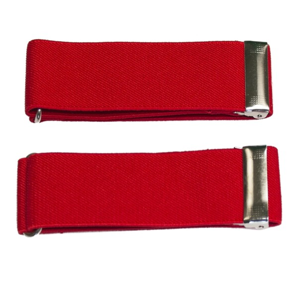 sleeve holders red extra