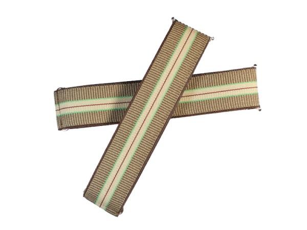 sleeve garters yellow beige